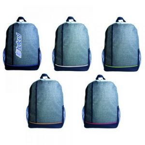 MOCHILA BACKPACK CON DOS COMPARTIMENTOS OXFORD