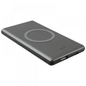 BATERÍA/POWER BANK ION 4000MAH WIRELESS