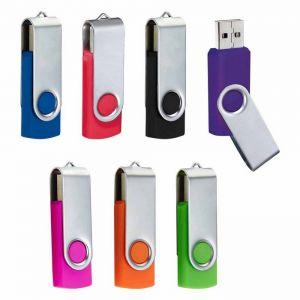 USB GIRATORIA 8 GB